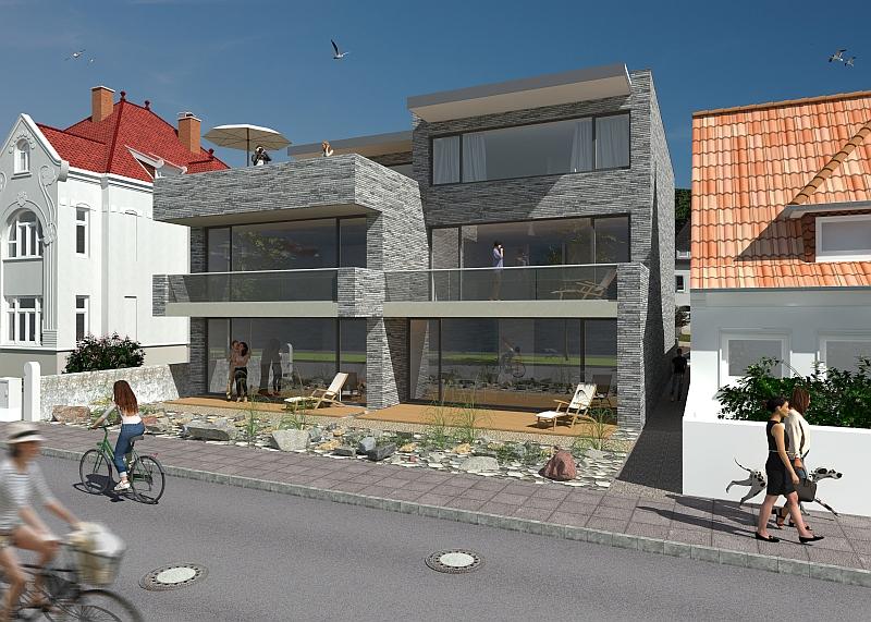 Wohnhaus in Laboe